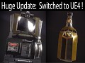 Major Update: Switch to UE4!