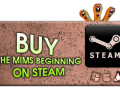 """The Mims Beginning - """"god game"""" - Now On Steam!"""