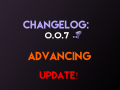 Changelog Entry 0.0.7