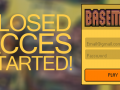 Closed access started!