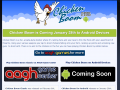 Chicken Boom's New Release Date and Website