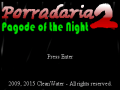 Porradaria 2: From Red&Blue; to Pagode of the Night