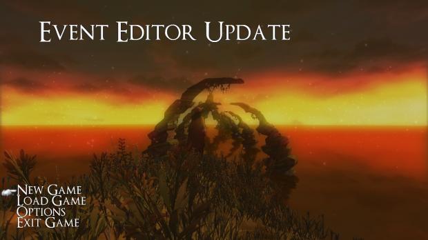 Event Editor Update