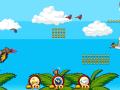Super Tiny Monkey Act 2: White Beach