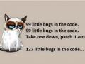 Devblog #7: 99 Little Bugs in the Code