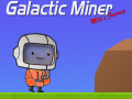 Galactic Miner: Milo's Journey Updates and IOS