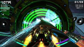 Radial-G : Racing Revolved - Steam Early Access Update#1 Coming Today!