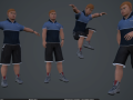 Dev Blog 03 - Rigging and Animation Process