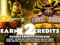 Guns and Robots Double Credits Weekend Detailed