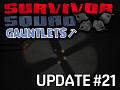 Update #21 - More Developer Gauntlets, Sprite Children and new Actions!