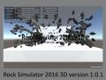 #rocksim2016 version 1.0.1: Weird stuff update!