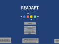 Build 6 of Readapt is out!