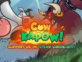 Cow Kapow! on Steam Greenlight