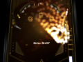 Hyperspace Pinball: Inching closer to alpha