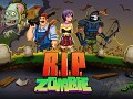 R.I.P. Zombie  is a zombie survival puzzle game with RPG elements
