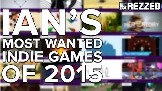 Voted EGX Rezzed Most Wanted by Eurogamer