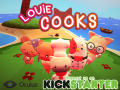 Louie Cooks is on Kickstarter & Greenlight NOW