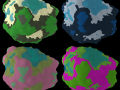 Onasphere - Planet Tech Demo