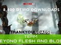 8,800 DEMO DOWNLOADS