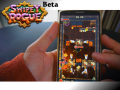 Swipey Rogue (mobile arcade/rogue): Devlog 14 - HUD Finalization