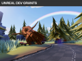 Polycount showcase and Unreal Dev Grant