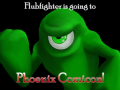 Flubfighter is going to Phoenix Comicon