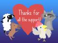 Ultimate Chicken Horse Kickstarter Post-Mortem