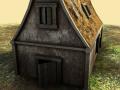 Blender workflow tutorial - Settlements house asset 2/2 Texturing