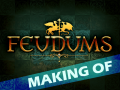 """The Making of Feudums - Maps (""""Hic Sunt Dracones"""")"""