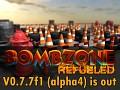 Bombzone refueled V0.7.7 (alpha 4) released