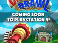 Cannon Brawl is coming to PS4!