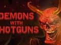 Demons with Shotguns Blast onto Steam!