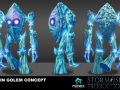 Disciples of the Storm: In the footsteps of golems