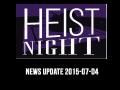 """Heist Night wins """"BEST DESIGN"""" & """"BEST CODE"""".NOMINATED for """"BEST GAME"""" & """"GOTY"""""""
