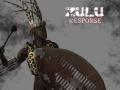 British Defend the Kraal from Zulu Attack