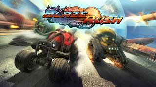 BlazeRush Oculus Demo
