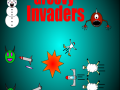 Version 1.6 Update for Groovy Invaders, Secret Levels now available!