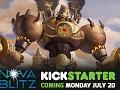 Nova Blitz is GREENLIT on Steam!