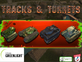 Tracks and Turrets - New Cover System Implemented