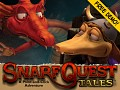 Larry Elmore's SnarfQuest a Point and Click Adventure