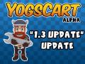 """""""Yogscart V1.3 Update"""" Update"""