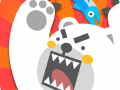 BIG BEAR-FRUIT NINJA STYLE GAME WITH PAWS!