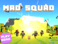 Physics-Based Co-op Action-Platformer Mad Squad Gets Makeover