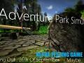 Adventure Park Simulator Alpha Testing Game