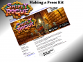 Swipey Rogue (mobile arcade/rogue): Devlog 25 - Making a Press Kit