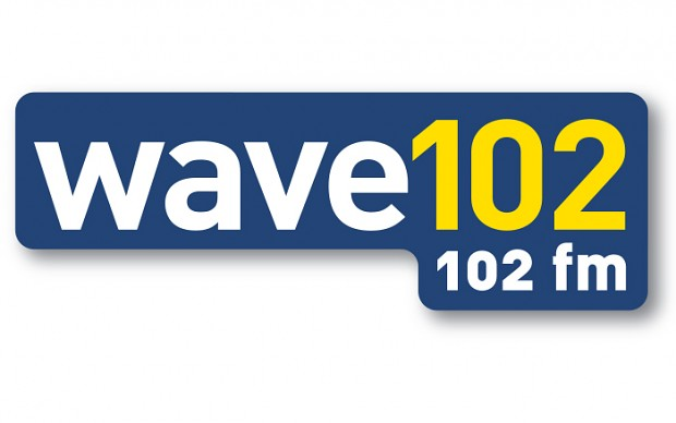 A live interview with Wave 102 in Dundee