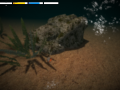 Development Spoiler 2# Underwater walk