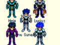Azusa v3.2 New Armors, New Skills and New Relics!