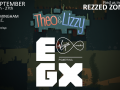 Theo and Lizzy at EGX