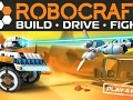 Probing the Mind of Freejam: Build, Drive, and Fight with Robocraft